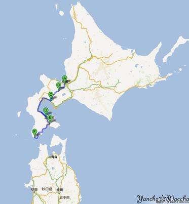 Sapporomatsumae_map